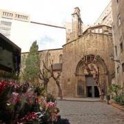 Iglesia de Santa Ana de Barcelona