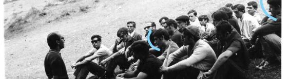 1968. Cursillo en Eskolunbe